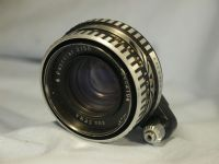 '     50MM Carl Zeiss Pancolar Exakta Mount -NICE-BOKEH- '  Carl Zeiss Pancolar 50mm ZEBRA Lens  -IDEAL CONVERSION-BOKEH- £49.99